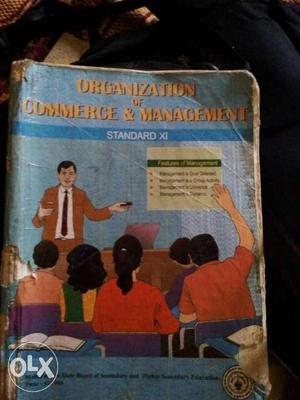 Organization Of Commerce And Management Standard Xi Bok