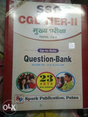 SSC CGL Tier-II Book