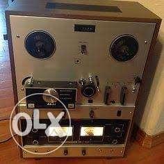 Akai M10 Solid State Reel To Reel Tape Recorder