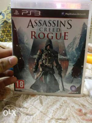 Assassin's creed rogue, newly bought, no