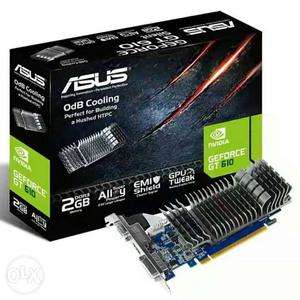 Asus Nvidia Geforce Gt610 Graphics Card