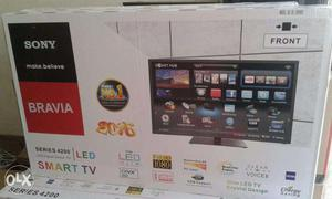 """Brand New 42"""" Sony smart android tv"""