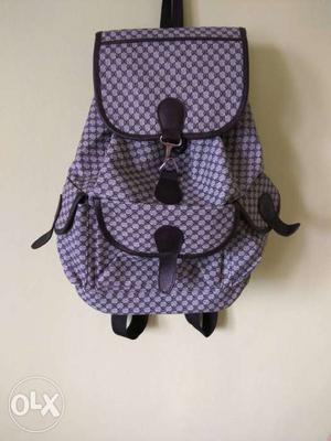 Brand new, latest fashion bagpack