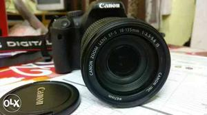 Canon 550d With Canon  IS Lens. Best price
