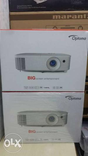 Optoma HD27 Full HD 3D Projector Brand new