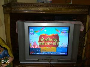 Panasonic Tv With Crystal Clear Dollby D Surround