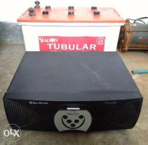 SuKam Sinewave Inverter/UPS VA/24V + 1Pc SeaLion 150Ah