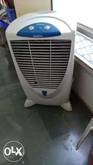 Symphony Air Cooler In Excellent Condition For Sale.