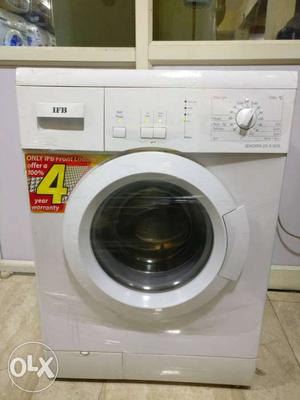 White IFB Front Load Washing Machine with free home delivery