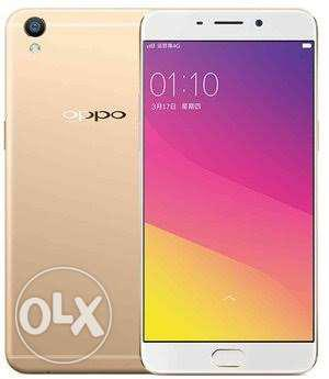 Oppo A37 4months used with box and accesorries...