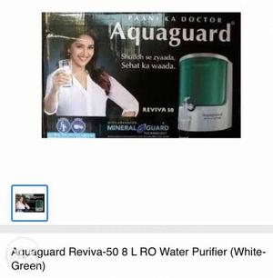 Aquaguard Reviva 50 8L RO water purifier, brand