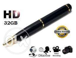 Spy Hd Pen Camera With Voice-Video Recorder And