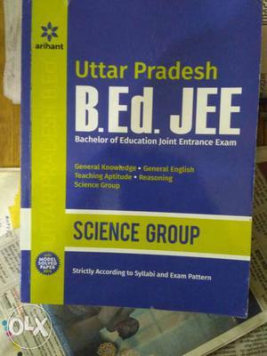 Brand new  edition of uttar pradesh b.ed.