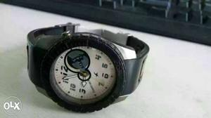 FasTrack big day and date original strap with