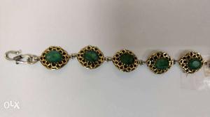 New brand semi precious stone bracelet