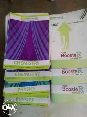 Rank booster for IIT pcm from resonance