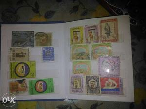 Stamp collection for sale.. large no of old