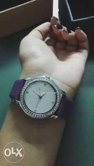 The original Laurels female watch. 11 months old.