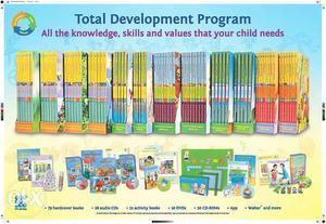 Total development program for kids aged 0 to 8