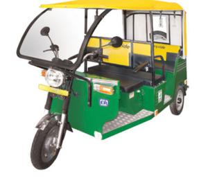 Best Govt. Approved E Rickshaw Manufacturing Company in Indi