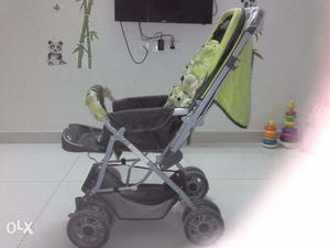 Baby stroller.Good in condition and it is 6months