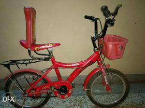 Kids cycle in good working condition. 2 year old.