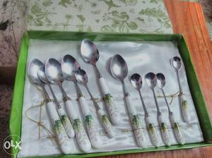 New Cutlery Set In Box