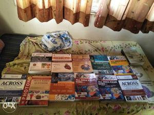 Books for medical pg preparation including dams book