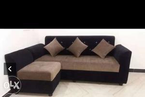Brand new sofa set with 5 years warranty