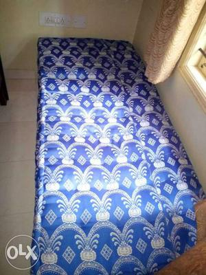 Magnificent pure cotton mattress with gentle use.