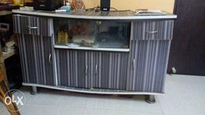 TV table, Good condition and affordable price