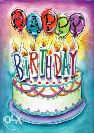 Birthday cake order per banway all Delhi delivery