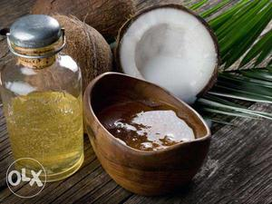 Natural and Pure coconut oil (750ml) Homemade oil
