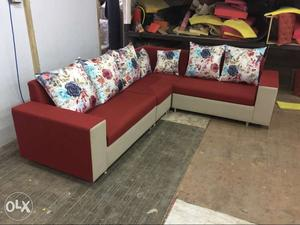 New designer colour sofa with quality and high end