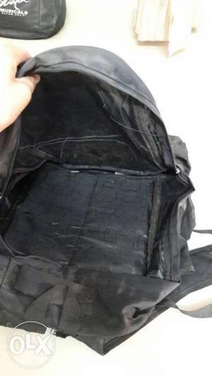 Big bag pack - needs a wash