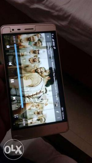 K5 note vibe 32 GB very less used mobile without