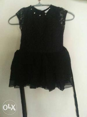 Party frock for 1 year age brand: Shopperstop