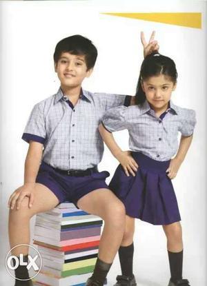 School Uniforms All School Readymade Uniforms Home Delivery
