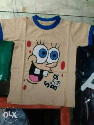 Kids t shirts for age group 2 to 9 Export quality