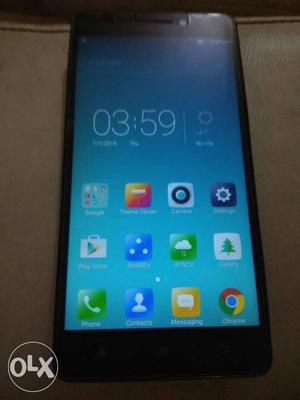 Lenovo k3 Note Brand new condition phone for urgent sell