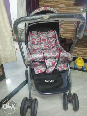 Stroller. can be used in 3 ways( degree)