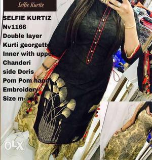 Brand new all latest design selfish Kurtis
