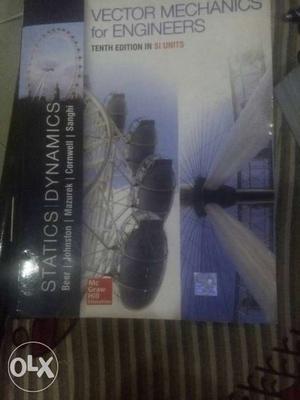 Vector Mechanics For Engineers Book
