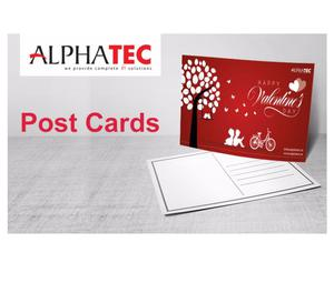 Alphatec it solution Post cards Kozhikode