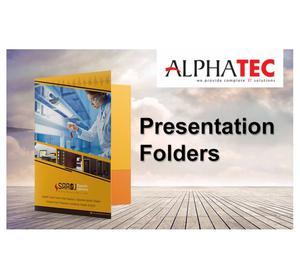 Alphatec it solution Presentation folders. Kozhikode