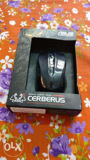 Asus Cerberus  Gaming Mouse + Mouse Pad