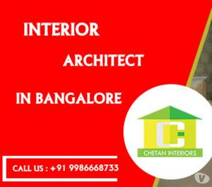 Best Interior Designers in Bangalore - chetaninteriors.in