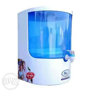 Blue And White Water Purifier