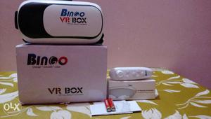 Brand new Bingo VR BOX with bluetooth remote controler and