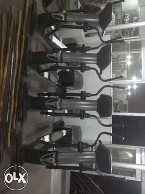 Cross trainer of fitline. Comericial heavy duty
